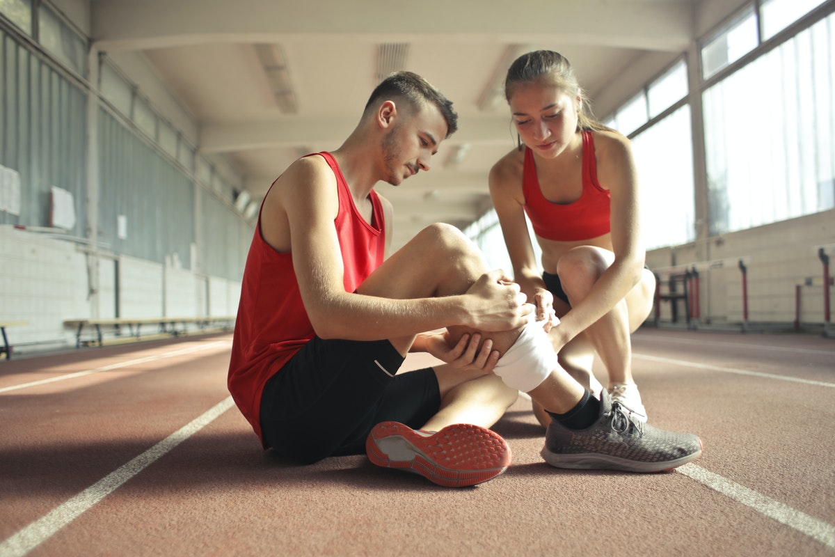 How to Prevent Personal Injuries in Sports by Warming Up