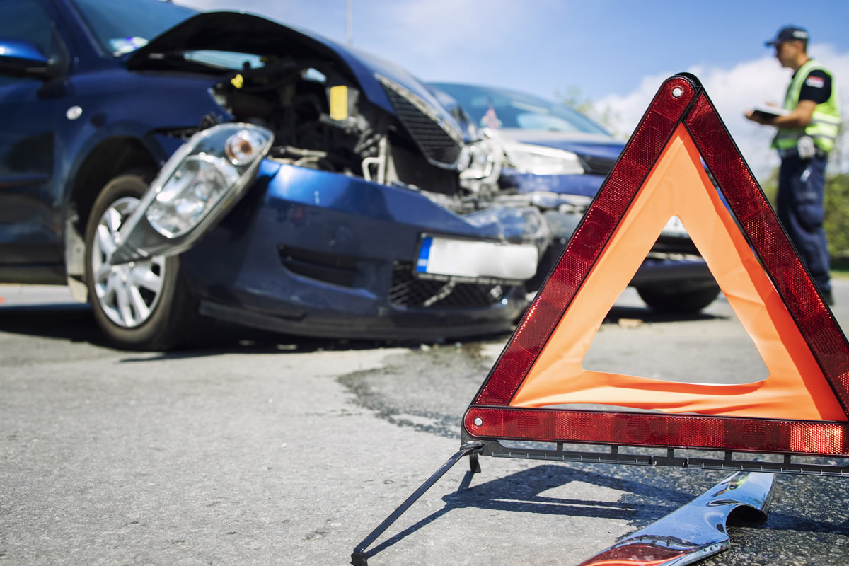 Four Common Types of Car Accidents that Can Cause Injuries