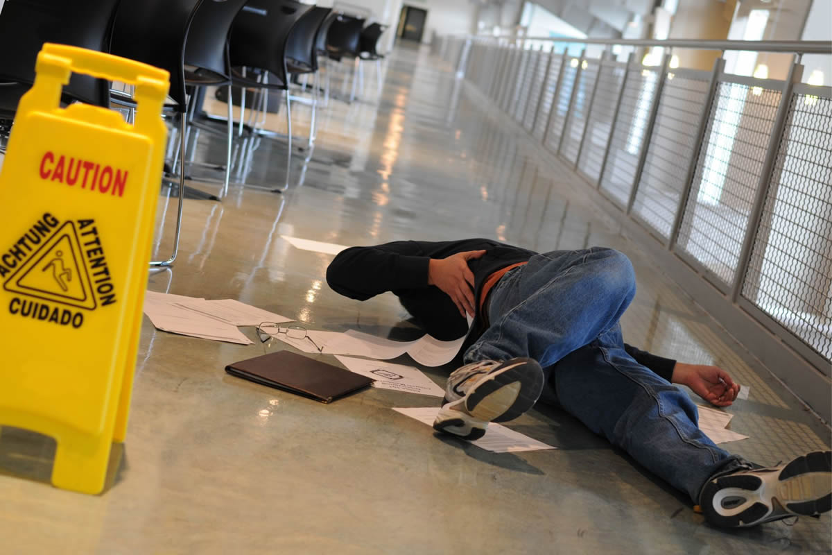 Five Mistakes to Avoid after a Slip and Fall Accident