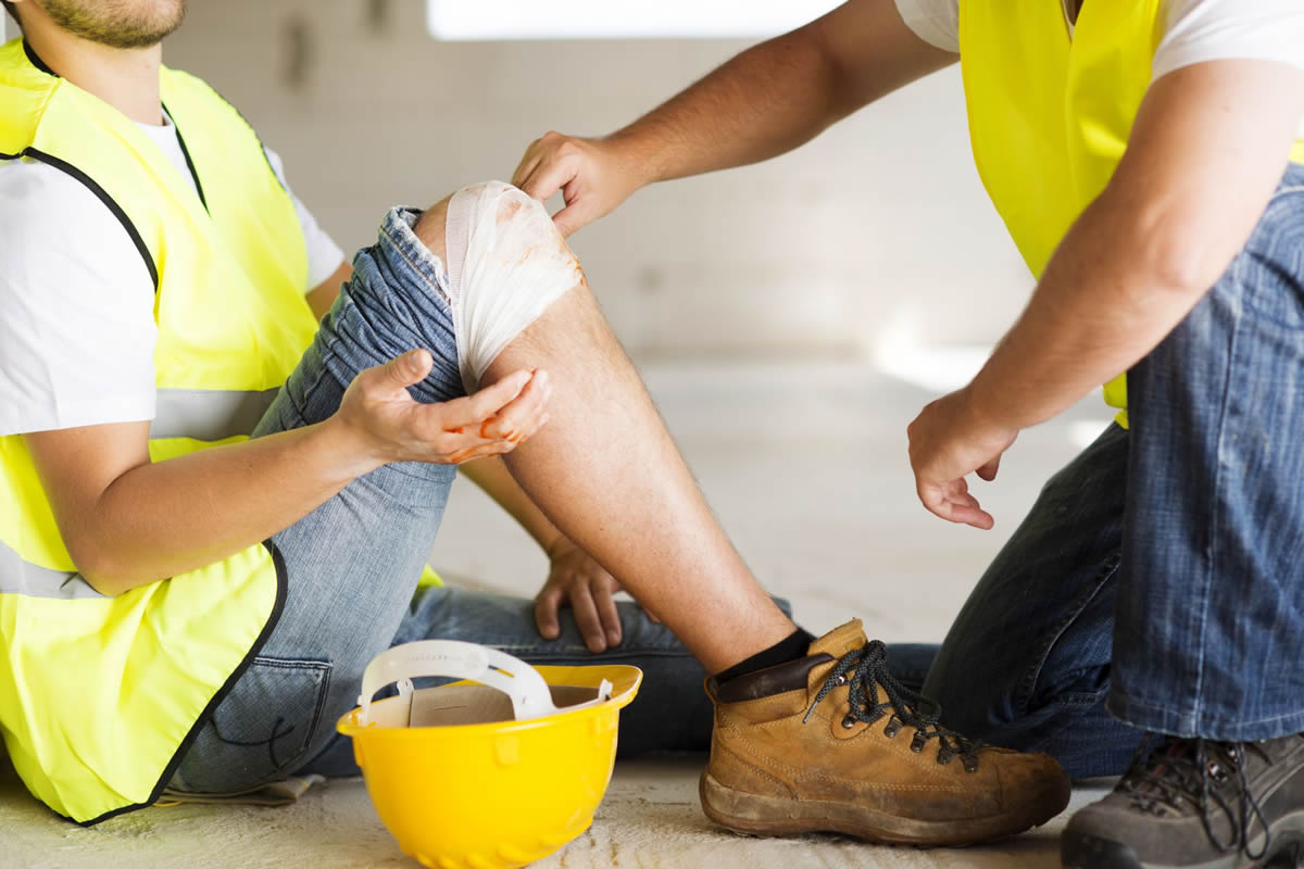 Four Common Injuries that Occur on Construction Job Sites